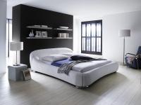 Łóżko tapicerowane Breno