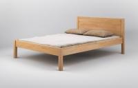 Łóżko drewniane - Kwarc