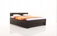 Łóżko drewniane - Perła