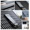 Solarna Roleta zewnetrzna Velux SSL 0000S standardowe – aluminium