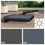Fakro Markiza AMZ/F Solar do okien do płaskiego dachu – grupa I, przeznaczona do okien Typu F i G, materiał z 10% prześwitem względnym.