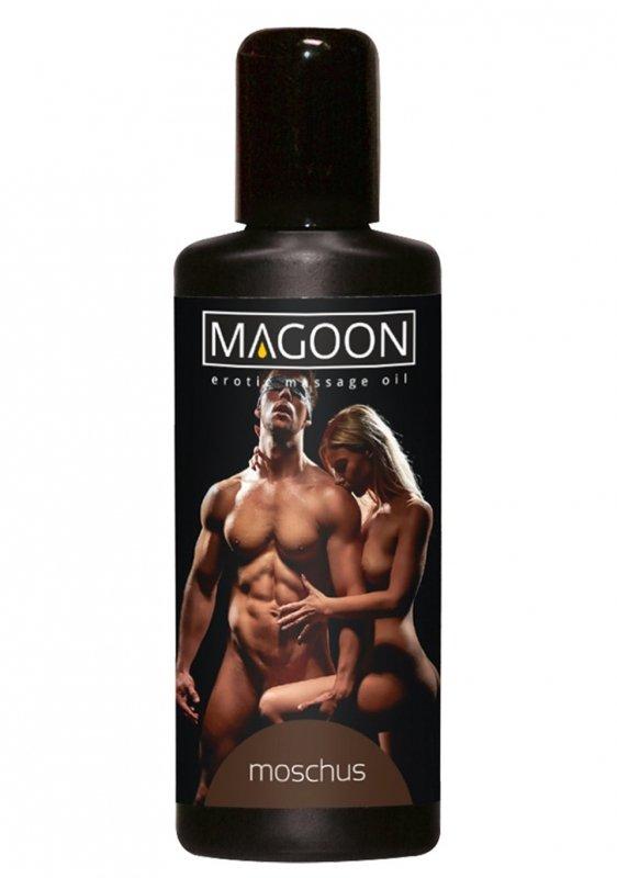 Moschus Massageöl 50 - Olejek do masażu