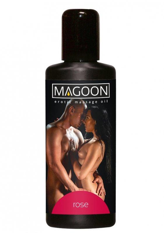 Rose Massageöl 100ml - Olejek do masażu