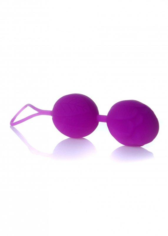 Silicone Kegel Balls Purple