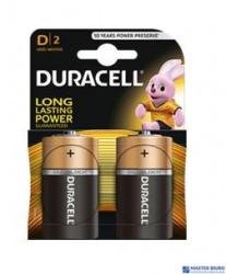 Bateria Basic D/LR20 K2 (2szt.) DURACELL 4520114