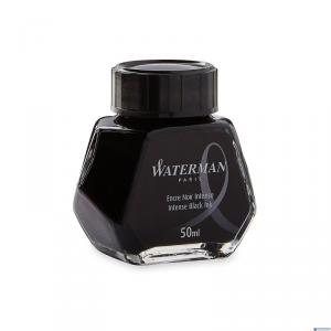Atrament WATERMAN czarny .                   S0110710