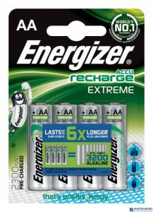 Bateria akumulatorek ENERGIZER HR6 AA (4szt) 2300mAh
