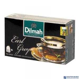 Herbata DILMAH AROMAT EARL GREY (20 saszetek) 85030