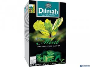 Herbata DILMAH AROMAT MIĘTA (20 saszetek)
