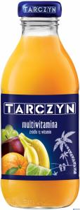 TARCZYN napój MULTIWITAMINA 300ml butelka szkło