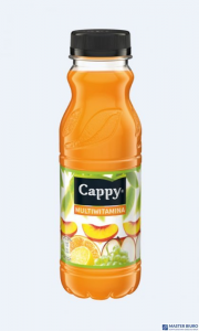 CAPPY Napój MULTIWITAMINA 0.33L butelka PET 983604