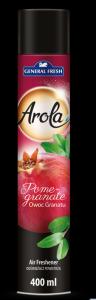 Odświeżacz powietrza AROLA Spray 400ml owoc granatu GENERAL FRESH