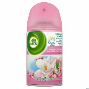 AIR WICK wkład do odświeżacza 250ml Freshmatic Magnolia i Kwiat Wiśni