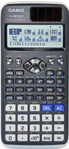 Kalkulator CASIO FX-991EX CLASSWIZ naukowy