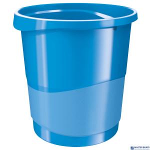 Kosz na śmieci ESSELTE EUROPOST VIVIDA 14l niebieski 623948