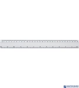 Linijka aluminium 30cm  GRAND GR112-30 130-1322