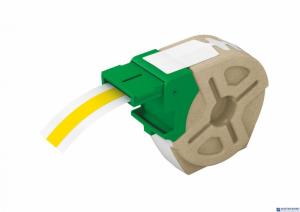 Kaseta z samoprz.poliestrową taśmą 12mm żółta 10m  7015-00-15 LEITZ ICON