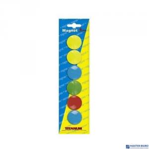 Magnes do tabl.29mm(6)ACT1002 TITANIUM 88592