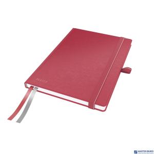 Notatnik LEITZ Complete A5 twarda oprawa 80k czerwony