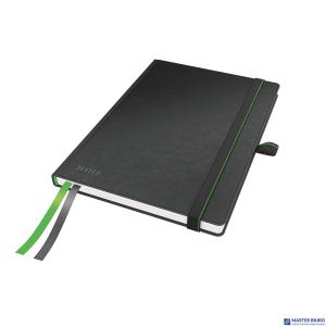 Notatnik LEITZ Complete A5 80k czarny w linie 44780095