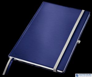 Notatnik twardy LEITZ STYLE A4 kratka niebieski 44760069
