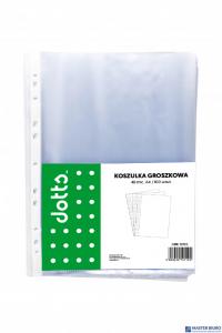Koszulki groszkowe A4 40mic DATURA groszkowe (100szt)