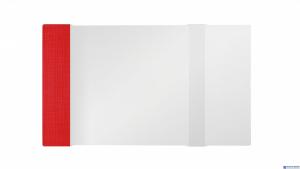 Okładka regulowana E7  (25)  242 x 335 - 370 OZ-43 BIURFOL