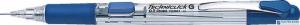 Ołówek PD305T niebieski PENTEL