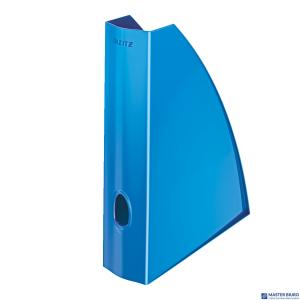 Pojemnik na dokumenty LEITZ WOW niebieski metalik 52771036