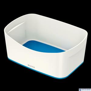 Pojemnik MyBOX bez pokrywki biało-niebieski LEITZ 52571036
