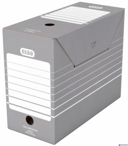 Karton archiwizacyjny TRIC UNIWERSALNY 15 cm. szary 400061154 ELBA