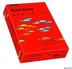 Papier ksero kolorowy RAINBOW ciemny czerwony R28 88042475