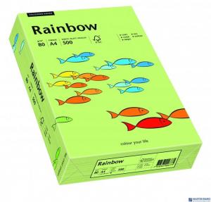 Papier ksero kolorowy RAINBOW jasnozielony R74 88042607