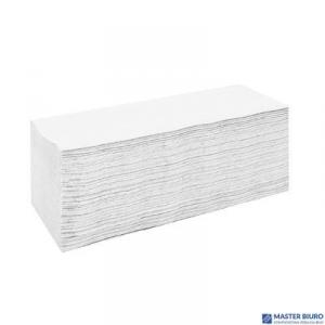 Ręcznik składany ZZ LAMIX CLIVER ESTETIC ECONOMIC makulatura biały 1warstwa 4000 listków