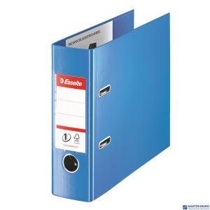 Segregator Esselte A5 75mm bankowy dźwigniowy VIVIDIA No.1 niebieski 468950