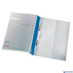 Skoroszyt A4 PCV (25szt) 28363 niebieski ESSELTE  PANORAMA