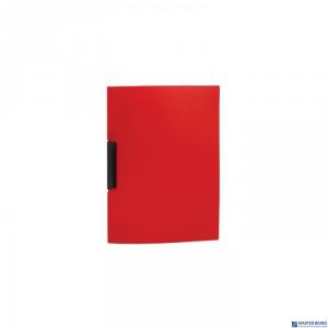 Skoroszyt Biurfol A4 z klipsem PP czerwony PK-01-01