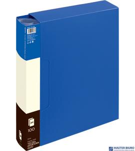 Album ofertowy EAGLE 100 koszulek niebieski 9010A 120-1206
