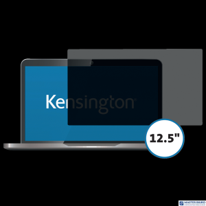 Kensington privacy filter 2 way removable 31.75cm 12.5 Wide 16:9 626455