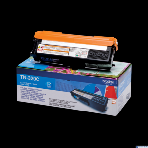 Toner BROTHER (TN-320C) niebieski 1500str HL4150/4570/DCP9270