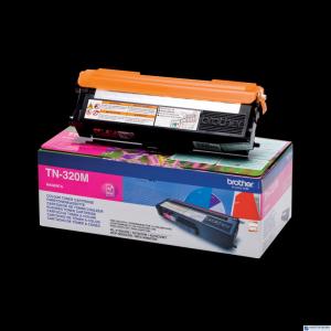 Toner BROTHER (TN-320M) purpurowy 1500str HL4150/4570/DCP9270