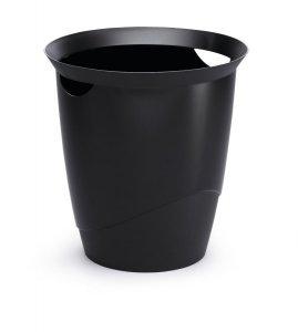 Kosz na śmieci DURABLE TREND 16l czarny 1701710060