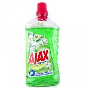AJAX płyn do mycia Floral Fiesta konwalie 1l 472939 zielony