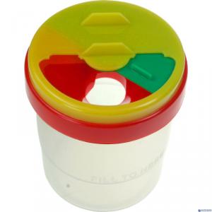 Pojemnik na wodę z zasuwką T01 TITANUM 225617 kubek niekapek