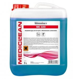 MEDISEPT MC320 WC 5l antybakteryjny żel