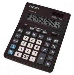 Kalkulator biurowy CITIZEN CDB1201-BK