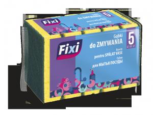 Gąbki do zmywania (5) FIXI