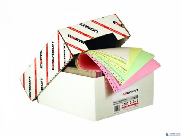 Papier składanka C240-4N 240412c0n1red EMERSON