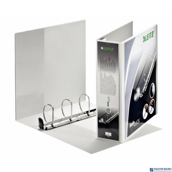 Segregator 60mm 4-ringowy D biały ofertowy LEITZ 42050001