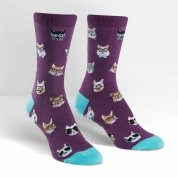Skarpety damskie Sock It To Me SMARTY CATS